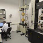 Laboratorio de Materiales: Sección de ensayos mecánicos