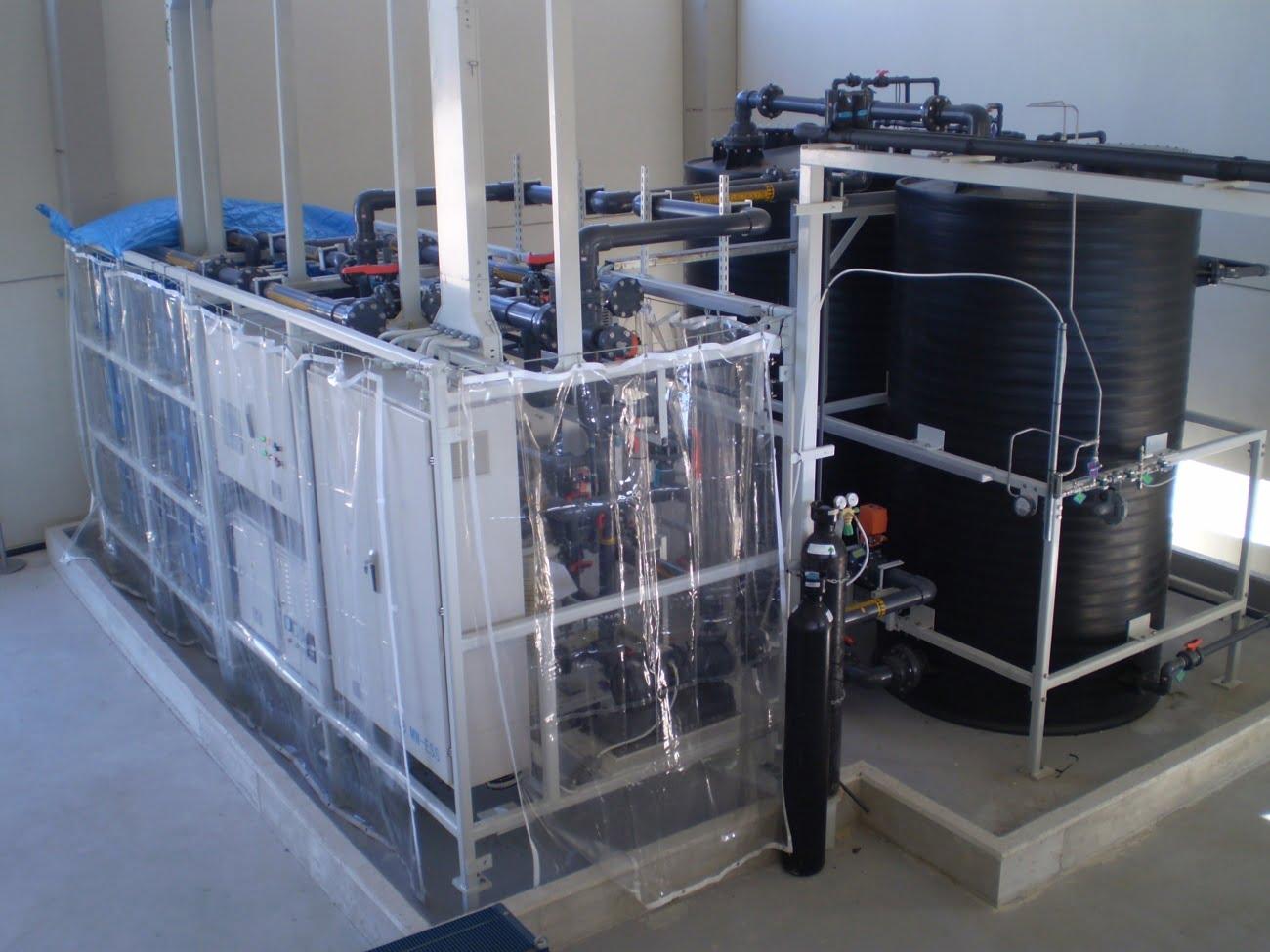 Sistemas de almacenamiento. Batería de flujo. Microrred ATENEA de CENER.