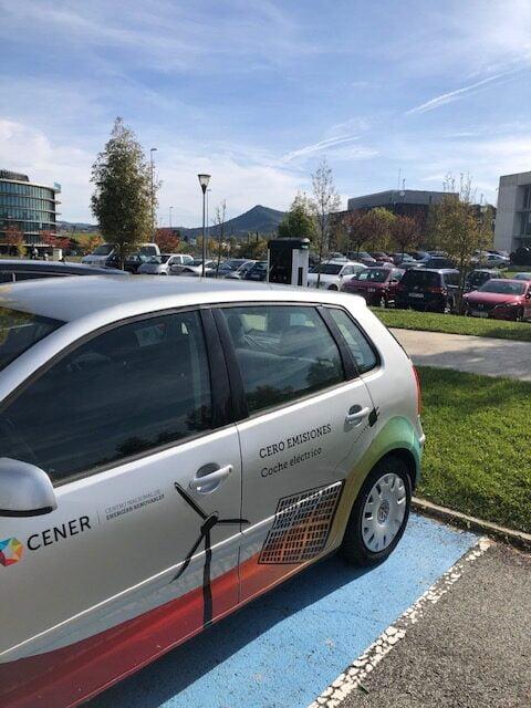 Movilidad sostenible. Vehículo eléctrico