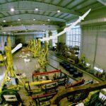 Laboratorio de Ensayo de Palas de aerogeneradores de CENER.