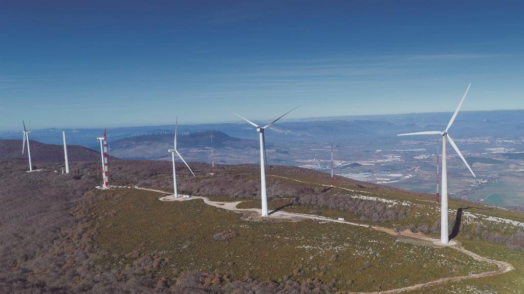 Parque Eólico Experimental de CENER